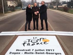 Tour de France Etappenziel in Nuits-Saint-Georges am 07.07.2017 @ 21700 Nuits-Saint-Georges