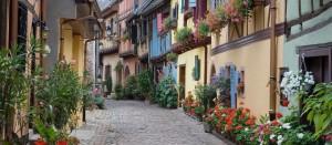 Ausflug nach Eguisheim (Elsass) am 15. + 16.09.2018 @ Eguisheim